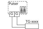 TG-K330 подключение к Pulsar 230